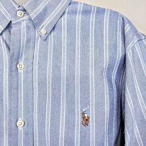 Ralph Lauren Classic Fit Button Down Shirt
